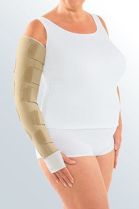 circaid reduction kit arm compression garment inelastic chronic oedema lymphoedema arm