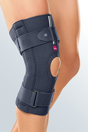 soft knee orthosis stabilization