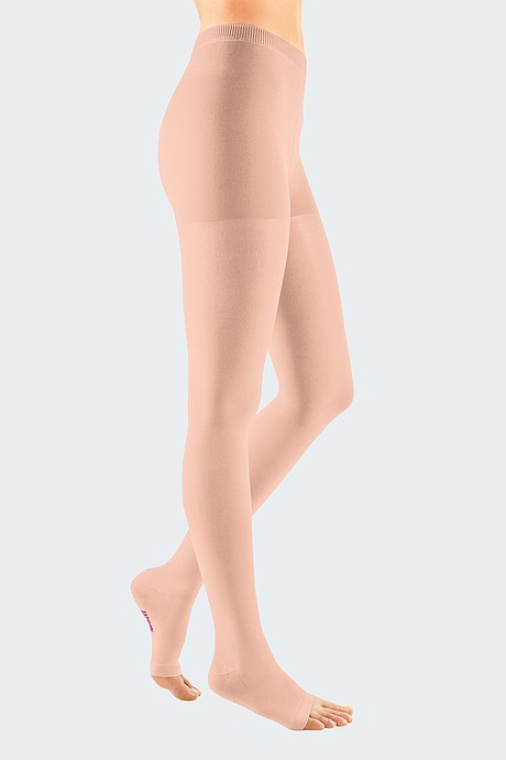 mediven forte compression stockings veanous treatment rosé