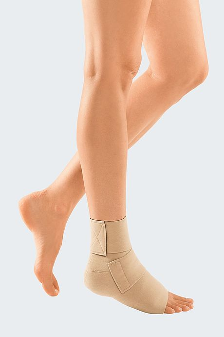 circaid juxtalite ankle foot wrap wound care