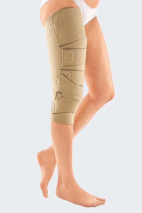 Circaid juxtafit essentials leg upper leg with knee