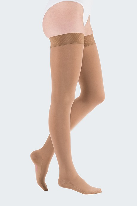 mediven comfort compression stockings veanous treatment bronze