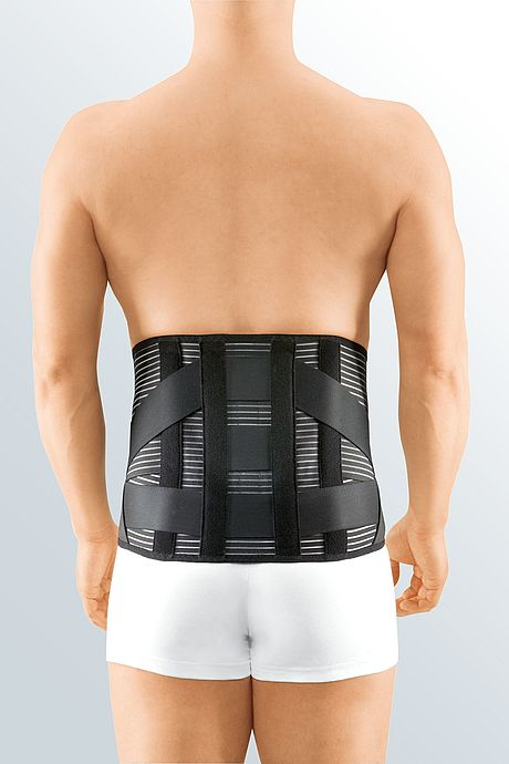 lumbar supporting orthosis